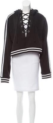 FENTY PUMA by Rihanna Rising Sun Hooded Sweatshirt