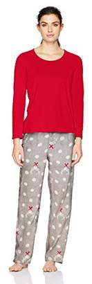 Jockey Women's Microfleece Pajama Set
