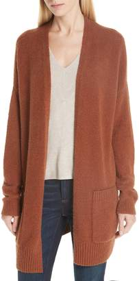 Eileen Fisher Long Organic Cotton Blend Cardigan