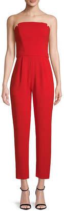 Jill Stuart Strapless Jumpsuit