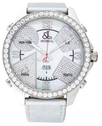 Jacob & co Five Timezone Watch