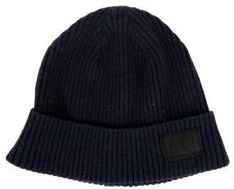 Marc by Marc Jacobs Wool Rib Knit Hat