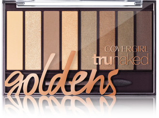 CoverGirl Goldens TruNaked Eyeshadow Palette $11.99 thestylecure.com