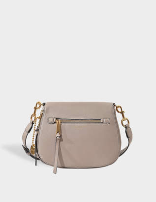 Marc Jacobs Recruit Nomad Bag in Mink Cow Leather