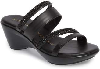 Athena Alexander Kozima Embellished Sandal