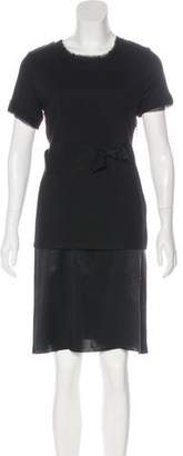 Lanvin Knee-Length Shift Dress