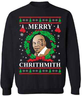 Zexpa Apparel Merry Chrithmith Ugly Christmas Unisex Crewneck 2017 Xmas Party Funny Sweater