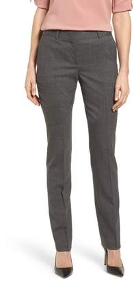 BOSS Titana Stretch Wool Trousers