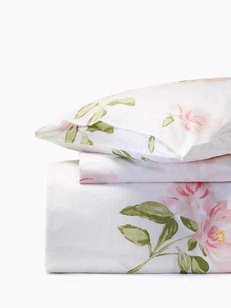 Breezy Magnolia Comforter Set