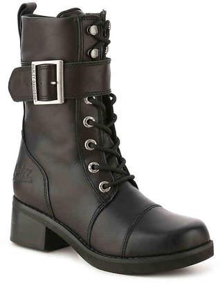 Harley-Davidson Jammie Combat Boot - Women's