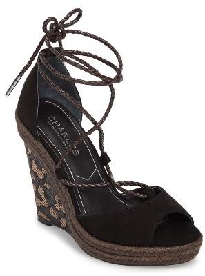 Women's Charles By Charles David Boston Platform Wedge Sandal $98.95 thestylecure.com