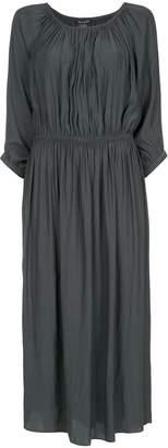 Smythe ruchéd detail dress