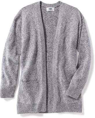 Open-Front Boyfriend Cardi for Girls $34.99 thestylecure.com