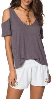 Women's O'Neill Katrina Cold Shoulder Tee $39.50 thestylecure.com