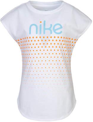 Nike Little Girls Graphic-Print T-Shirt