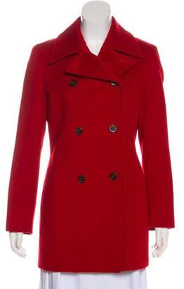 Max Mara Wool Short Coat