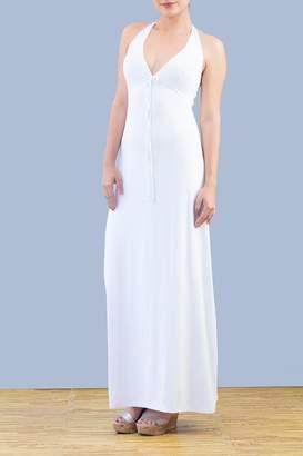 5cabe8e6c77 Halter Neck Beach Dress - ShopStyle UK
