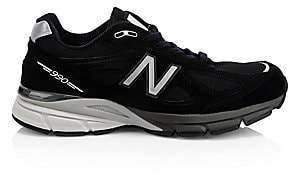 New Balance Men's Leather Running Sneakers