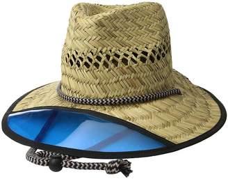 San Diego Hat Company Lifeguard w/ Plastic Visor Caps