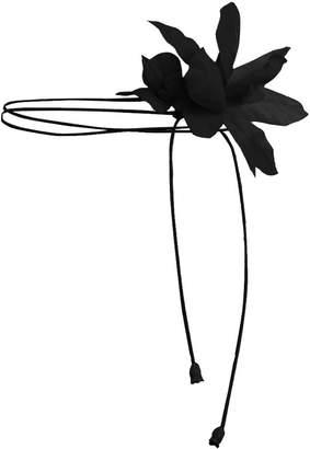 Zimmermann Corsage Orchid Tie Belt