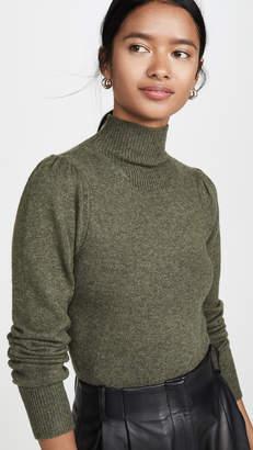 Marissa Webb Waverly Thong Pullover Bodysuit