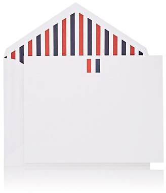 Thom Browne CONNOR X Tricolor Notecard Set