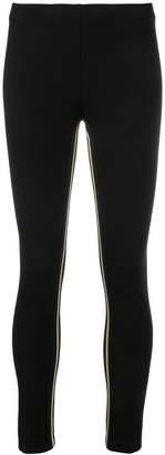 Ermanno Scervino side stripe leggings
