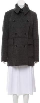 Belstaff Wool Short Coat