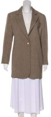 Christian Dior Long Sleeve Short Coat