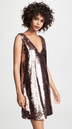 BB Dakota Sparkle Motion Shift Dress