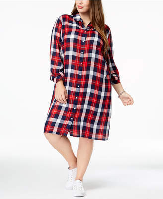 Tommy Hilfiger Plus Size Dresses