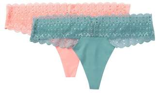 Honeydew Intimates Skinz Thong - Pack of 2
