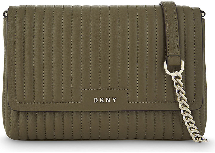 DKNY Dkny Gansvoort quilted leather cross-body bag