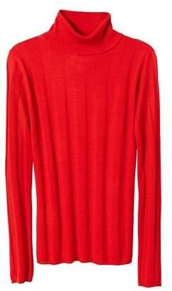 MANGO Ribbed Sweater