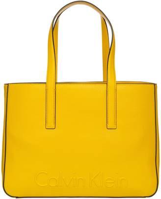 Calvin Klein Jeans Edge Tote Bag