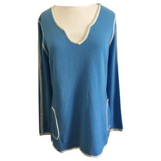 Rena Lange Blue Cashmere Knitwear for Women