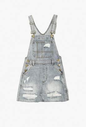 Insight Wanda Mini Pini Skirt Overalls
