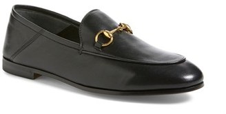 Gucci 'Brixton' Loafer (Women) $630 thestylecure.com