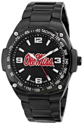 "Game Time Men's COL-GLA-MIS""Gladiator"" Watch - Mississippi"