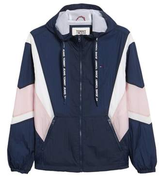 Tommy Jeans Drop Shoulder Athletic Jacket