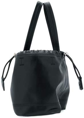 Paco Rabanne drawstring bucket bag