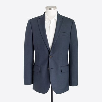 J.Crew Classic-fit Thompson suit jacket in worsted wool
