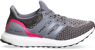 ADIDAS Ultra Boost knitted trainers $137 thestylecure.com