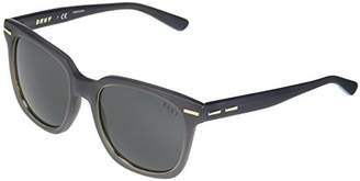DKNY Women's Acetate Woman Sunglass Square