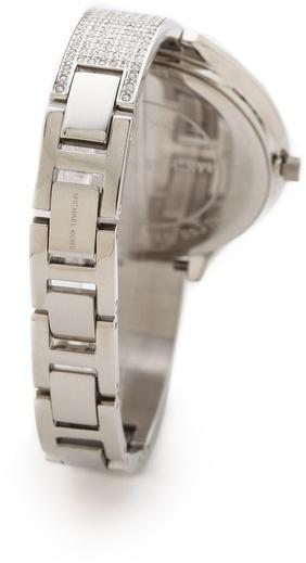 Michael Kors Glitz & Glamour Slim Runway Watch