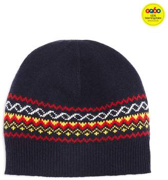 Michael Bastian Fair Isle Ski Hat - GQ60, 100% Exclusive