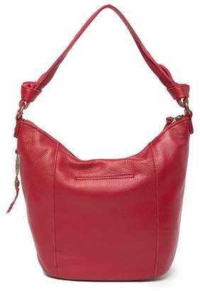 The Sak Spruce Leather Hobo Bag