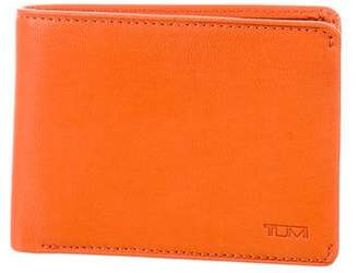 Tumi Leather Bifold Wallet