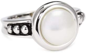 "Honora Pallini"" Freshwater Cultured Pearl Ring"