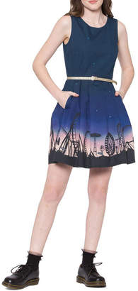 Roller Coaster Dress